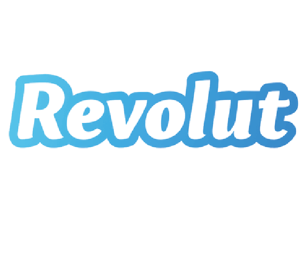 Revolut logo for Jobbio Higher: a tech job fair in London